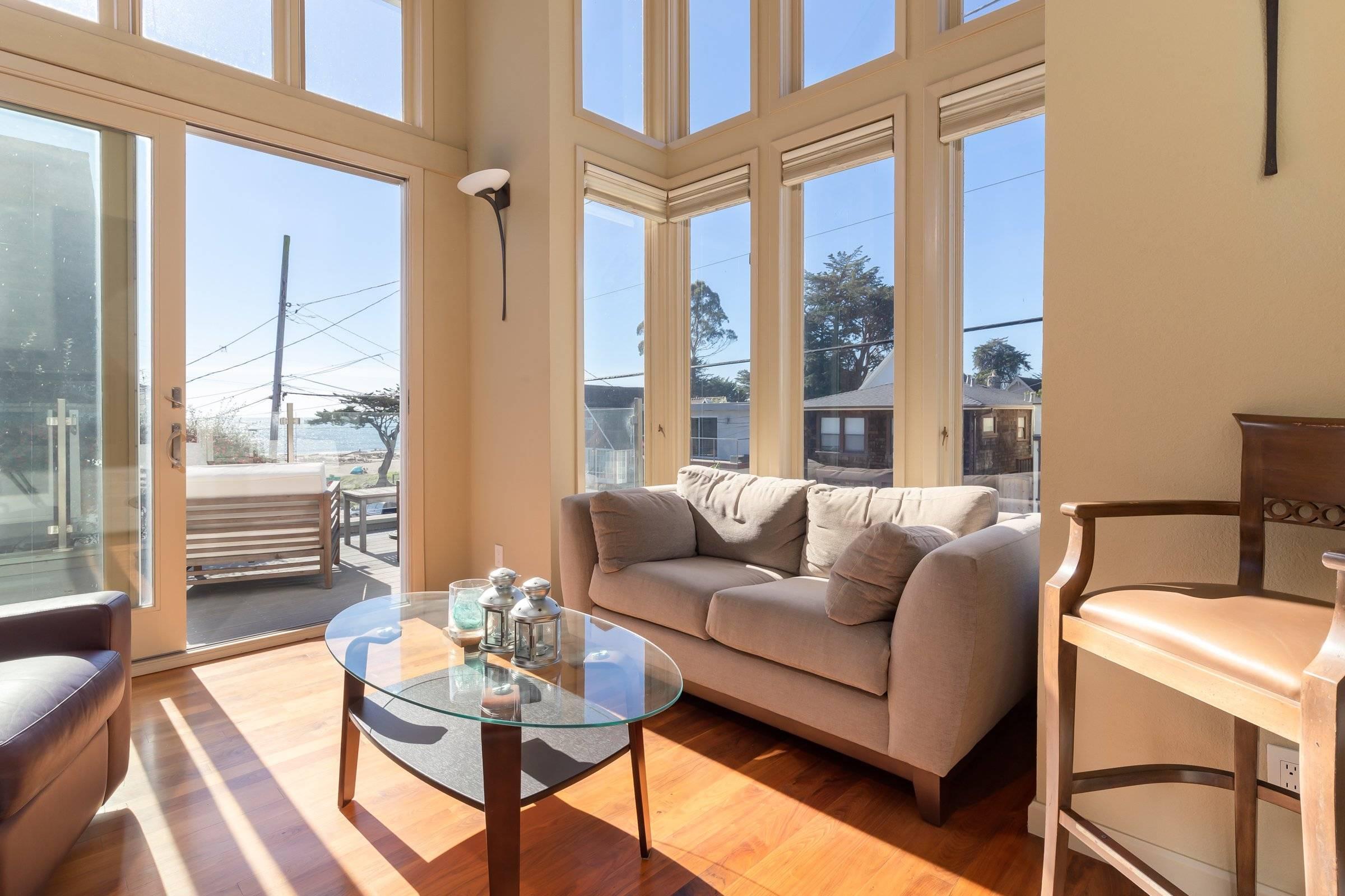 Fully furnished corporate rental Santa Cruz CA