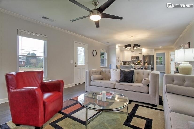 Beautifully Furnished Atlanta Home
