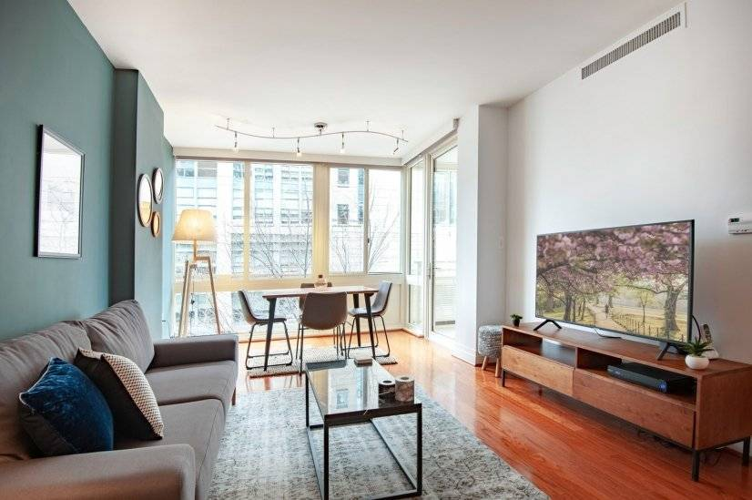 Monthly corporate rental in Washington DC