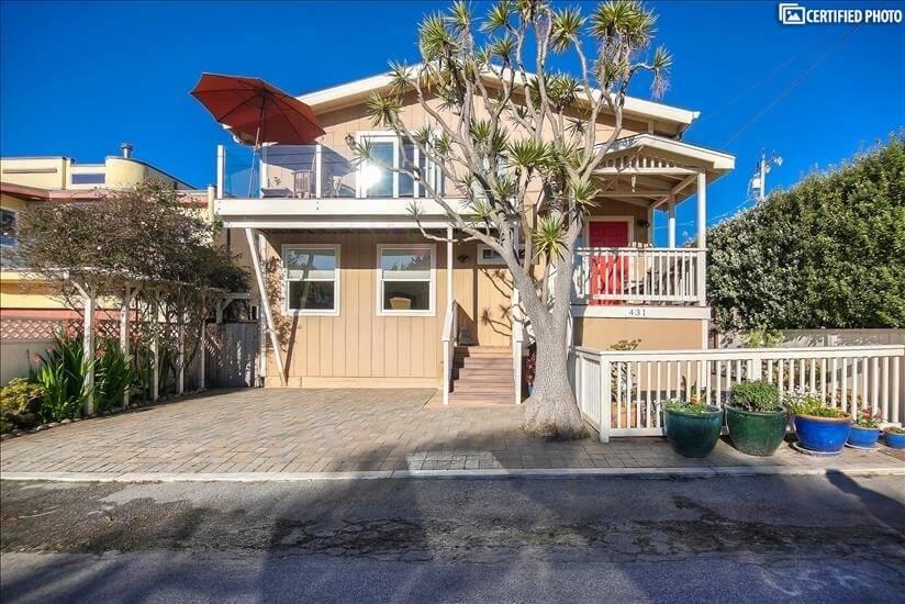 Aptos CA corporate housing rental