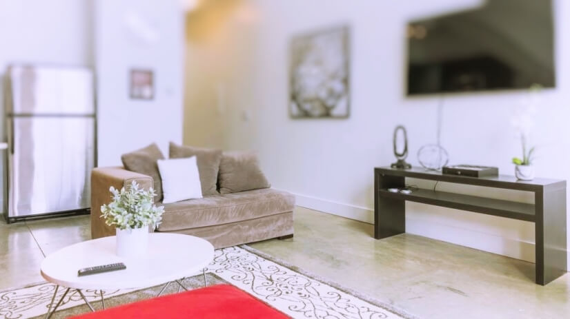 Downtown Atlanta fully furnished rental