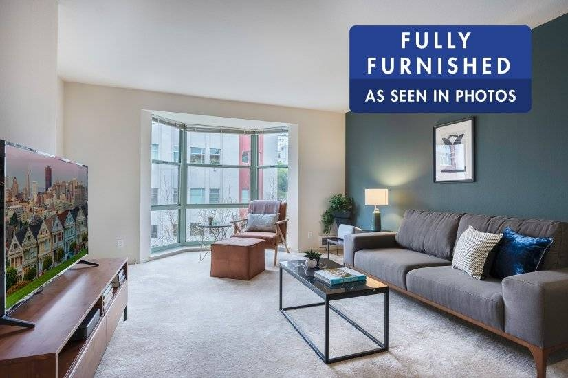 South Beach corporate housing monthly rental