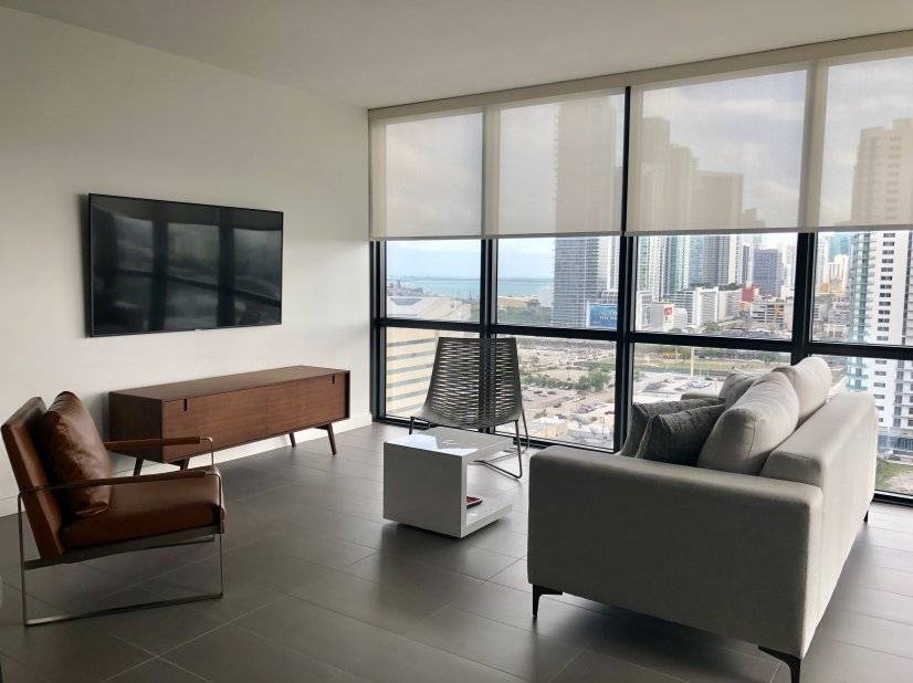 New 2BR with stunning views (Edgewater)
