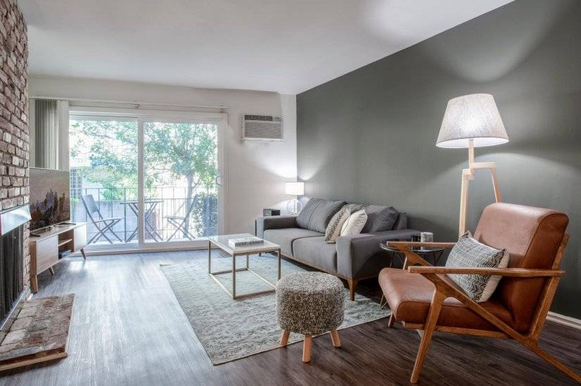 Furnished, Convenient Westwood 1BR