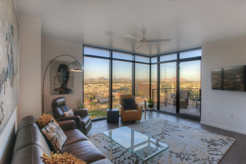 image 9 furnished 1 bedroom Townhouse for rent in Phoenix Central, Phoenix Area