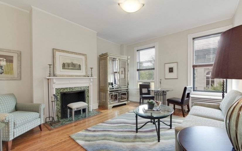 The Ease and Charm of Dupont Circle 2 BR