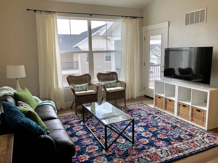 Brand new fully furnished  condo rental in Lehi UT