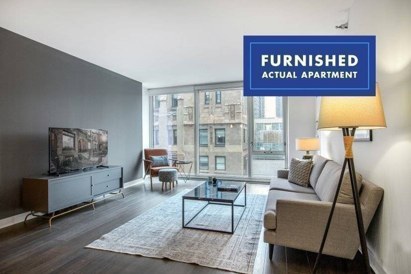 Chic Loop 1BR w/ Gym, Pool and W/D