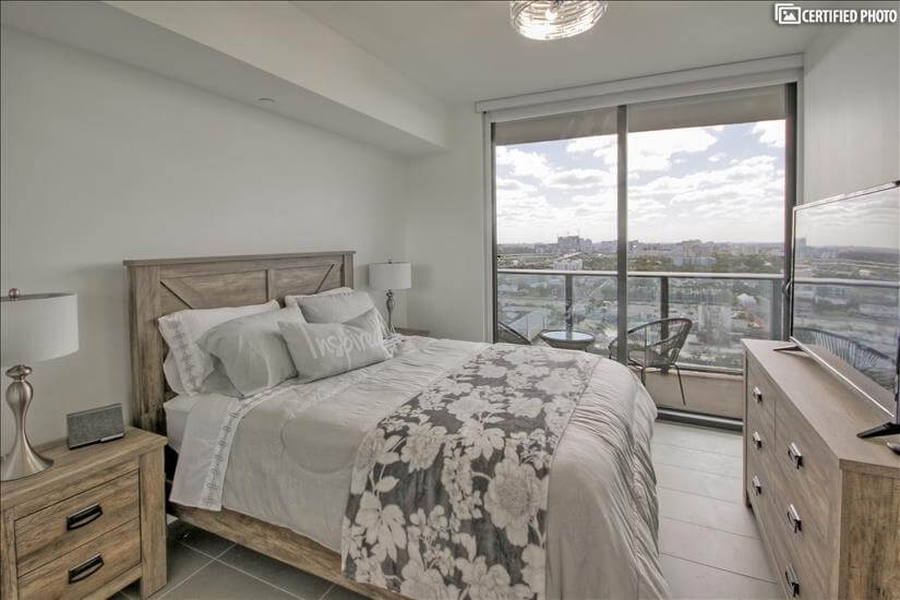 image 1 furnished 1 bedroom Townhouse for rent in Downtown, Miami Area