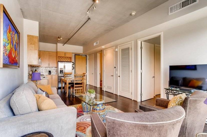 Fully furnished corporate rental near World Market in LV NV