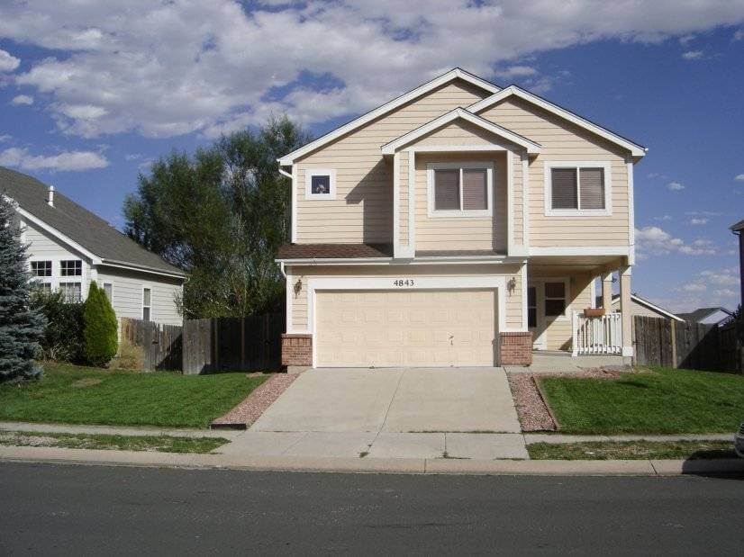 Fully Furnished Home in Colorado Springs