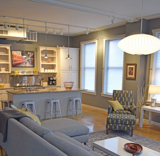 Fully Furnished corporate housing rental in Charleston WV