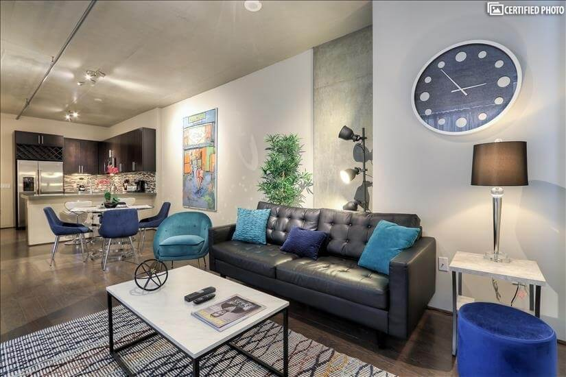 Modern Furnished Condo in Las Vegas