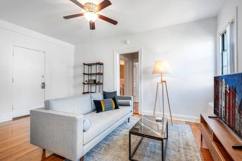 Furnished Dupont Circle 1BR, w/ Gym
