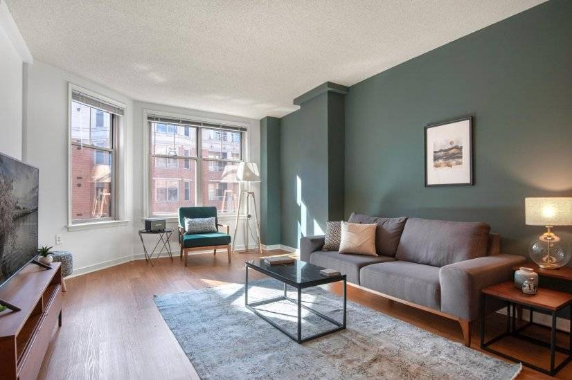 Furnished corporate Apartment Dupont Circle DC
