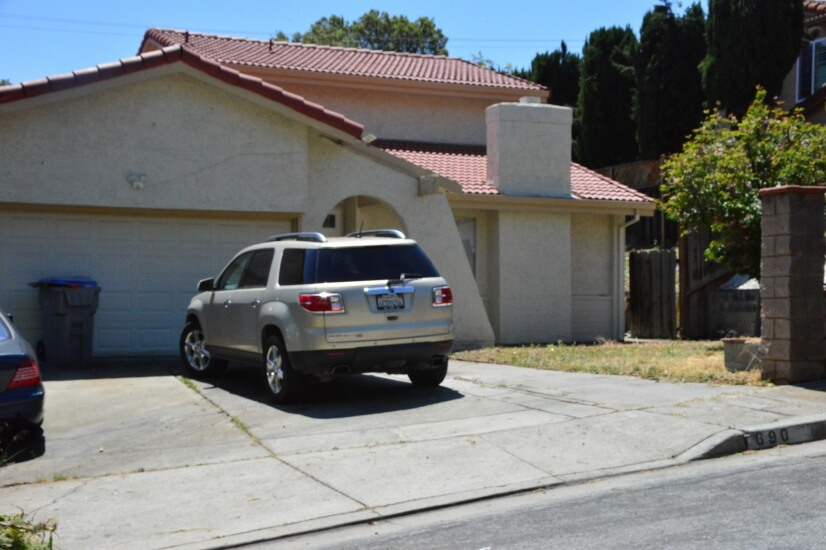 Fully furnished corporate rental home in San Jose, CA