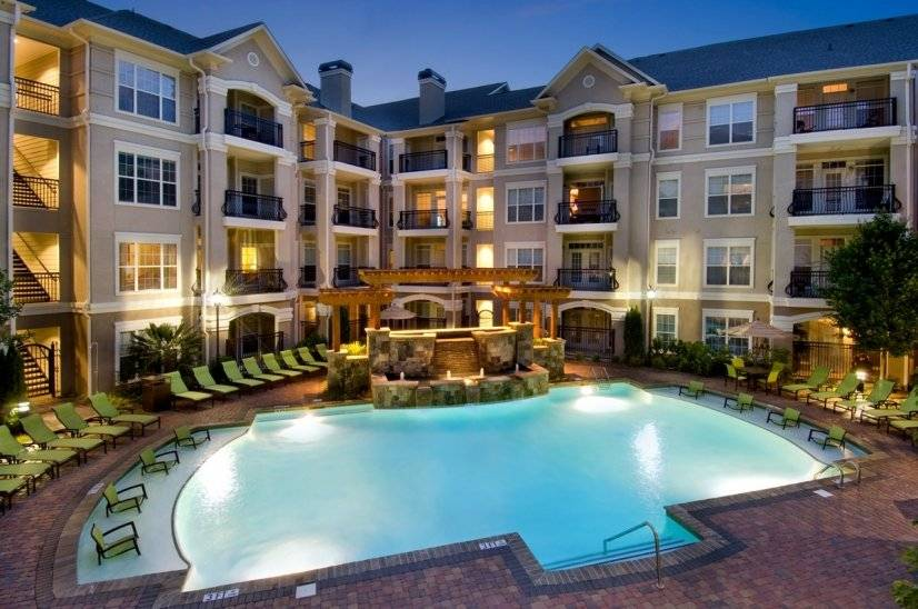 Furnished Luxury 2 bedroom in Dunwoody