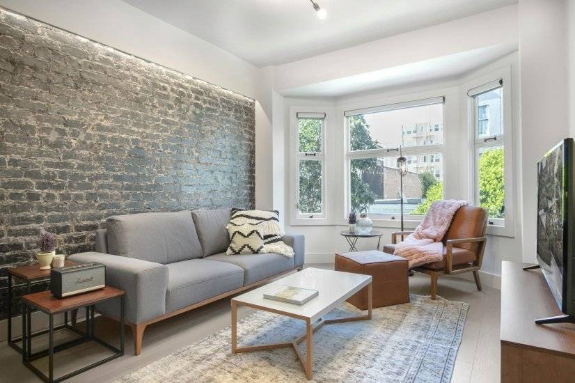 SF's Nob Hill fully furnished corporate apartment