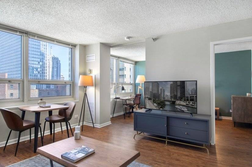 Open Gold Coast 1BR w/ Gym, W/D