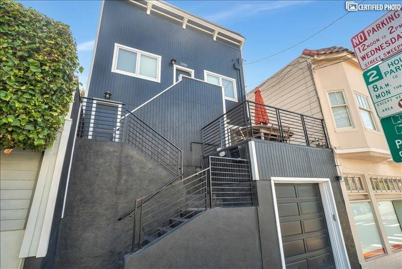 Potrero Hill Furnished  2 Bedroom