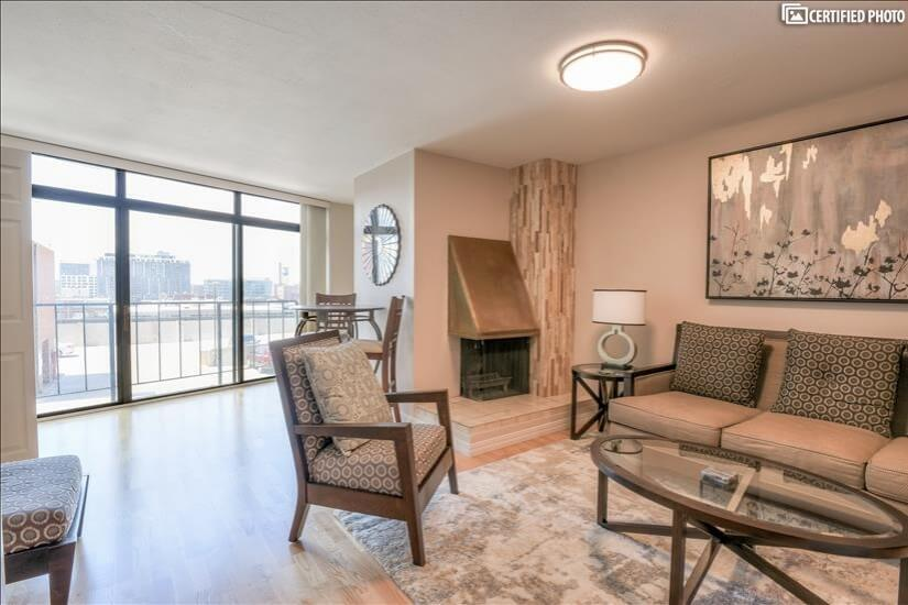 Downtown Denver Furnished Condo