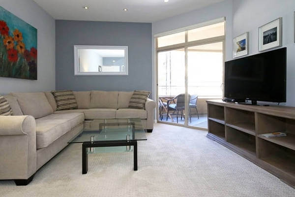 image 1 furnished 1 bedroom Townhouse for rent in Park West, Central San Diego