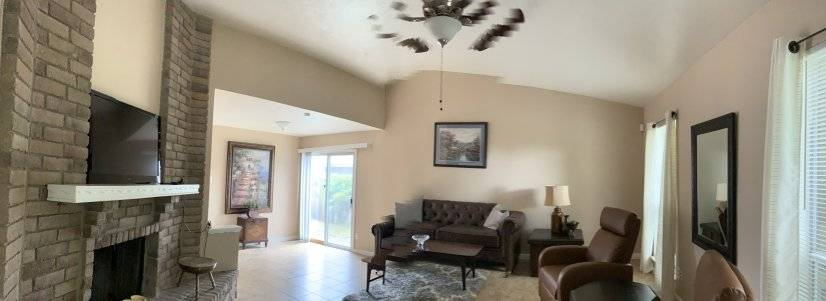 Attractive Furnished Grand Prairie Home
