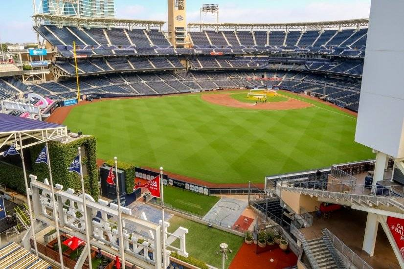 Watch Baseball Games From Your Roof!