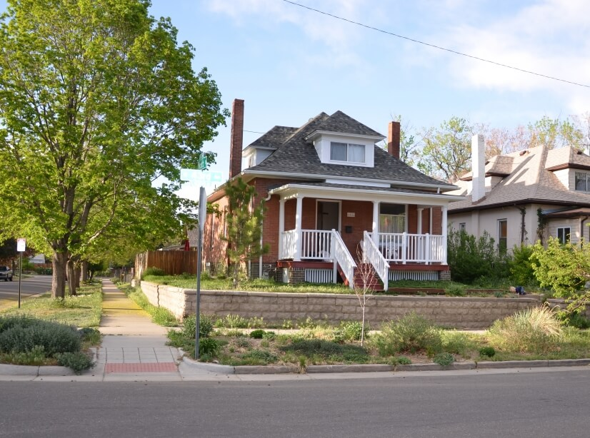 image 1 furnished 3 bedroom House for rent in Highland, Denver Northwest