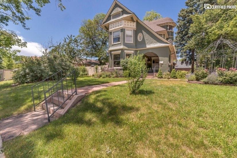 image 1 furnished 5 bedroom House for rent in Capitol Hill, Denver Central