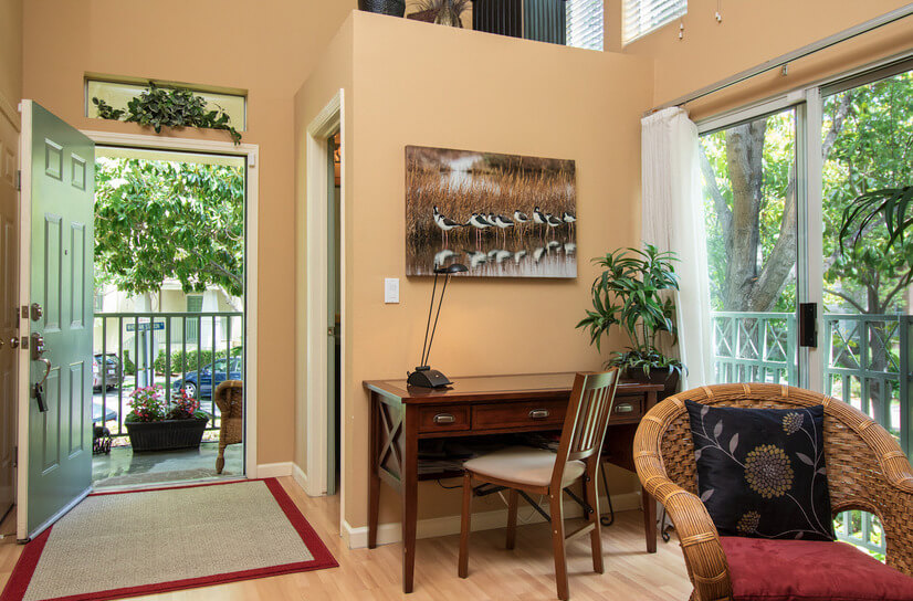 image 1 furnished 3 bedroom Townhouse for rent in Mountain View, San Mateo (Peninsula)