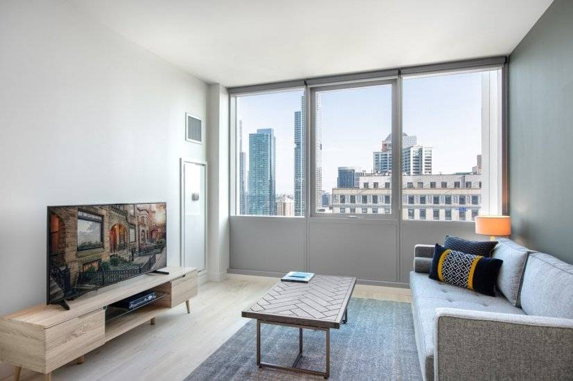 Furnished Comfy South Loop 1BR w/ Pool