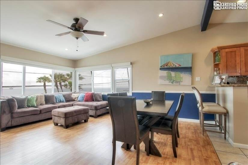2/1 Beautiful Beach Condo, Ocean Views