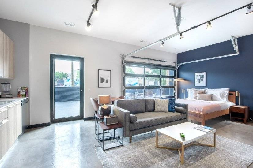 Furnished, Bucktown Studio w/ W/D