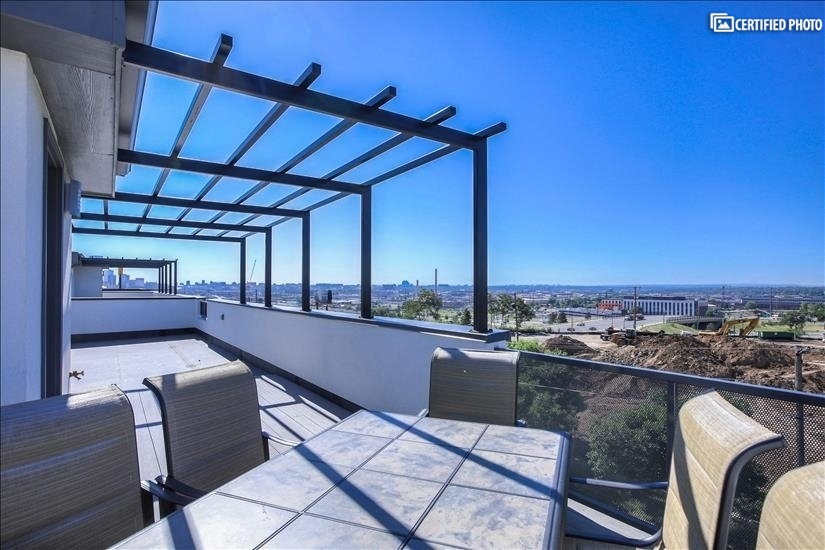 Fully Furnished Sloan Lake with Stunning Rooftop View