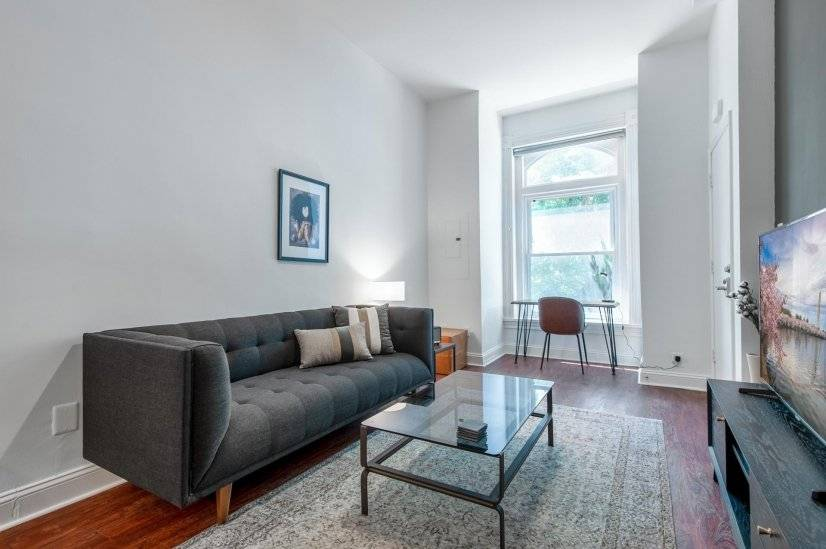 Cozy Dupont Circle 1BR w/ W/D near metro
