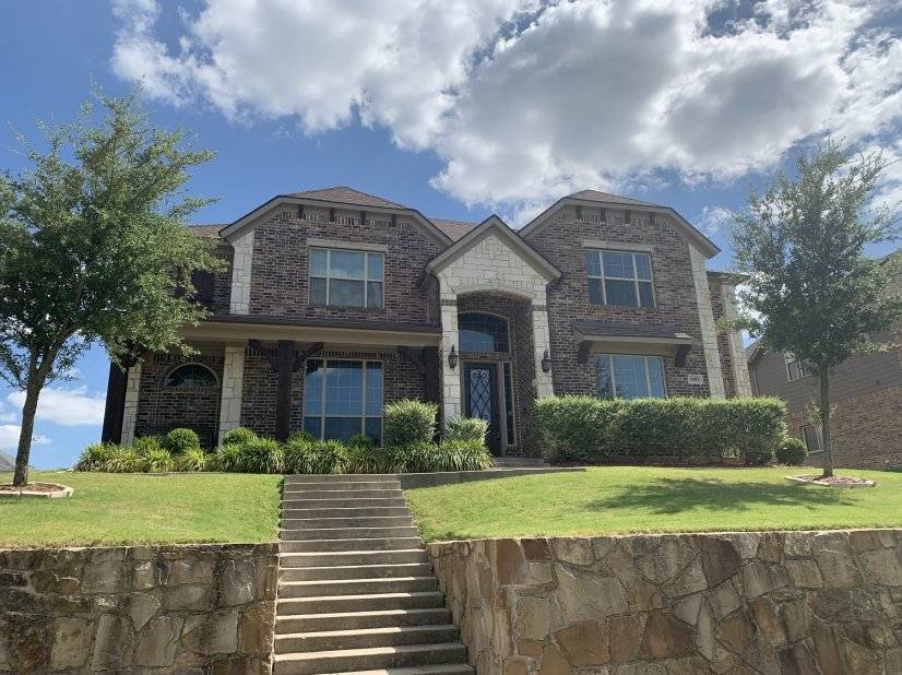 Large Furnished Home in Rockwall