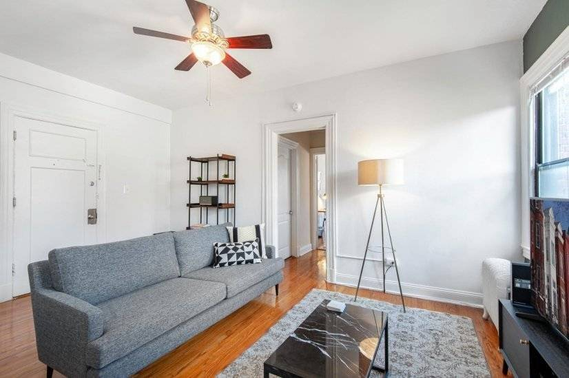 Ideal Dupont Circle 1BR