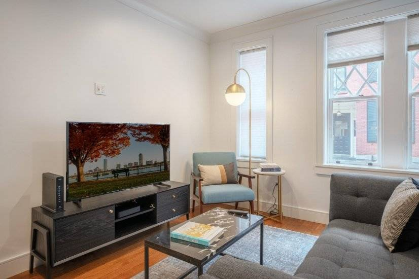 Furnished Beacon Hill, MGH 1BR w/ W/D