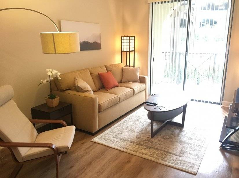 Fully Furnished 1br/1ba in Central Tampa