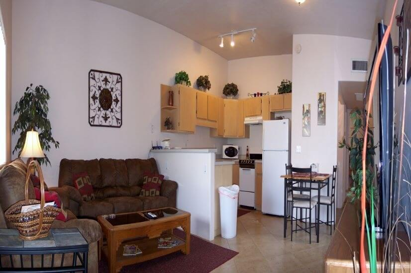 Pastime Suites furnished apt,  Tucson AZ
