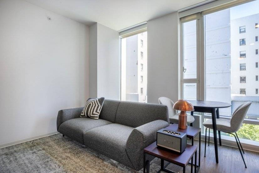 Furnished, Modern Rincon Hill 1BR w/ A/C