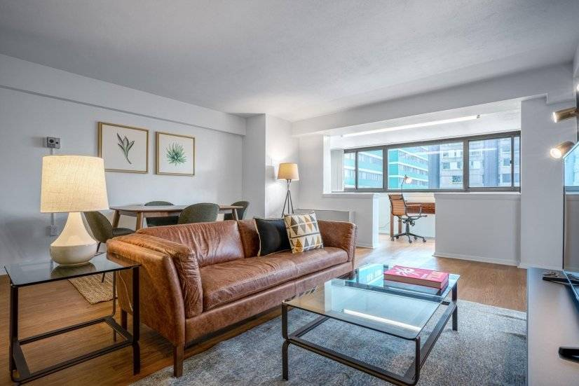 Furnished, Sunlit 1BR w/ Pool, Gym