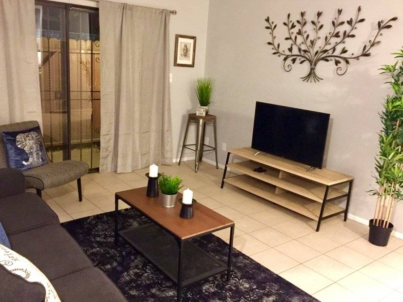 Cozy Furnished 1 Bedroom Condo