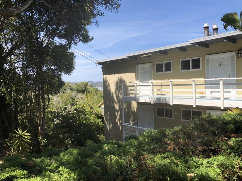 image 1 furnished 1 bedroom Townhouse for rent in Sausalito, Marin County