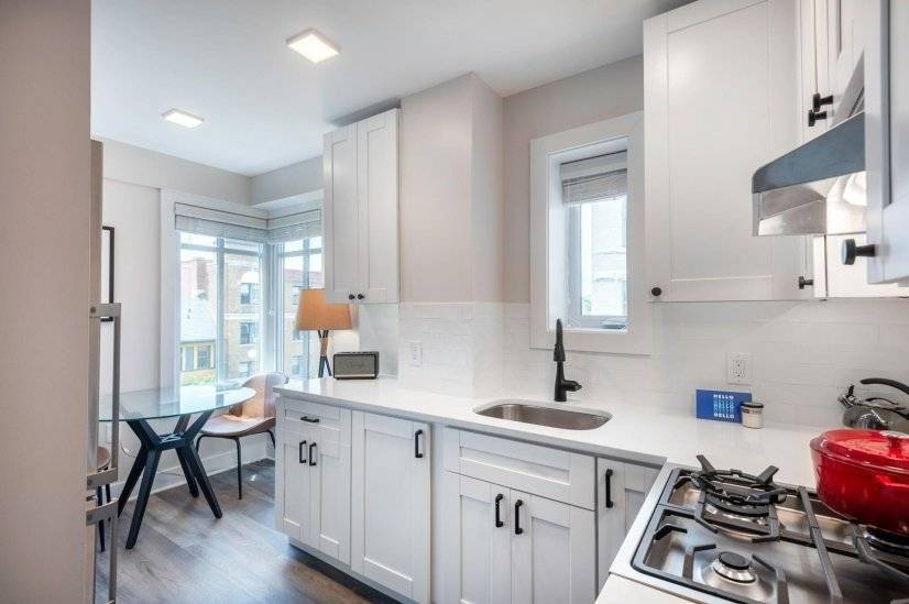 Modern Dupont Circle 1BR w/24/7 security