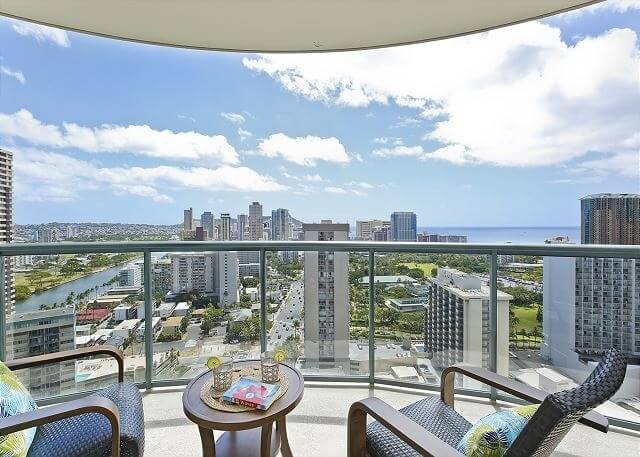 Allure Waikiki -  Diamond Head Views