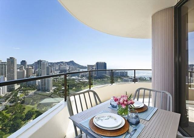 Canterbury Place - 2B Diamond Head Views