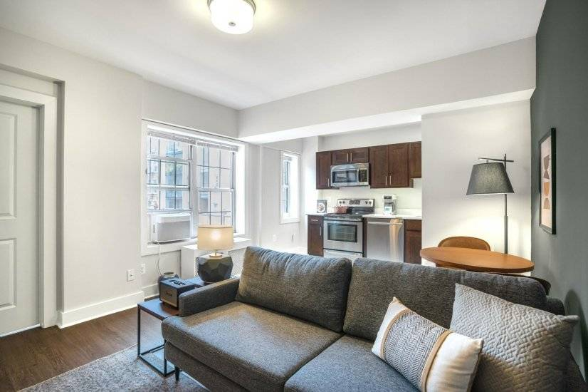 Appointed Dupont Circle 1BR w/ Gym