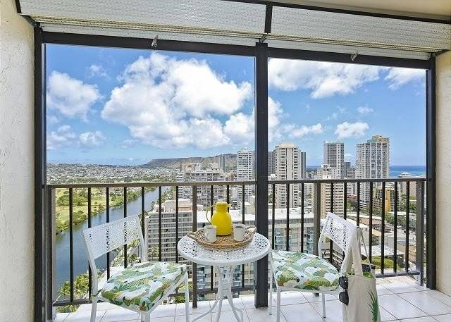Fairway Villa 2511 - 25th Fl Ocean Views
